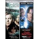 The Vanishing/Chain Reaction (DVD, 2006, 2-Disc Set) BRAND NEW