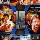 L.A. STREET FIGHTERS,RING OF FIRE,LASER MISSION (DVD, 2013, 2-Disc Set) NEW