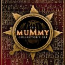 The Mummy Collector's Set FRANCHISE COLLECTION (DVD, 2005, 3-Disc Set)