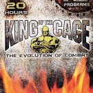 King of the Cage - 4-Event Set (DVD, 2003, 5-Disc Set) BRAND NEW