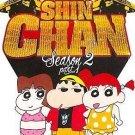 Shin Chan - Season 2 PART 1 (DVD, 2009, 2-Disc Set)