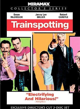 Trainspotting (DVD, 2004, 2-Disc Set, Collector's Editon) EWAN MCGREGOR