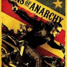 Sons of Anarchy: Season Two/2/2ND (DVD, 2010, 4-Disc Set)