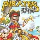 Pirates: Hunt for Blackbeard's Booty  (Nintendo Wii, 2008) COMPLETE