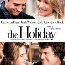 The Holiday (DVD, 2007) CAMERON DIAZ,KATE WINSLET BRAND NEW
