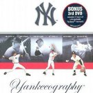 Yankeeography - Vol. 2 (DVD, 2004, 3-Disc Set)