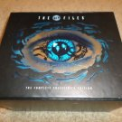 THE X FILES COMPLETE SERIES COLLECTOR'S EDITION BOX SET DVD
