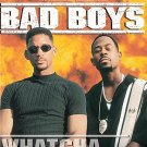 Bad Boys (DVD, 2000, Special Edition; Multiple Languages) WILL SMITH BRAND NEW