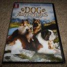Dog Adventures MAN'S BEST FRIEND (DVD, 2012) BRAND NEW