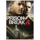 Prison Break - Season 4  FINAL SEASON (DVD, 2009, 6-Disc Set) BRAND NEW