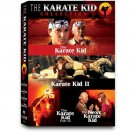 Karate Kid Collection Box Set (DVD, 2005, 3-Disc Set) BRAND NEW