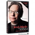 Lewis Black: Red, White & Screwed (DVD, 2006) BRAND NEW