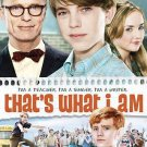 That's What I Am (DVD, 2011) MOLLY PARKER,ED HARRIS BRAND NEW