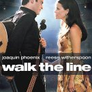 Walk the Line (DVD, 2006, Widescreen) W/ SLIP REESE WITHERSPOON (BRAND NEW)