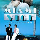 Miami Vice - Season 2 / TWO (DVD, 2005, 3-Disc Set)