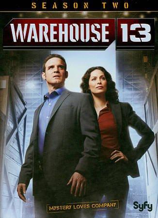 Warehouse 13: Season Two/2 (DVD, 2011, 3-Disc Set)