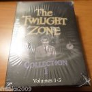 The Twilight Zone - Collection 1 (DVD, 2002, 9-Disc Set) BRAND NEW