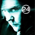 24 - Season 3/THREE (DVD, 2009, 6-Disc Set) BRAND NEW