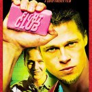 Fight Club (DVD, 2002, Single Dis) BRAD PITT,EDWARD NORTON BRAND NEW
