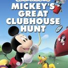 Disney's Mickey Mouse Clubhouse: Mickey's Great Clubhouse Hunt (DVD, 2007)