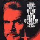 The Hunt for Red October (DVD, 2003, Collector's Edition) SEAN CONNERY BRAND NEW