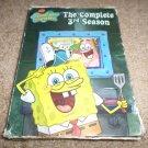 Spongebob Squarepants - The Complete 3rd Season (DVD, 2005, 3-Disc Set)