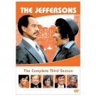 The Jeffersons - The Complete Third/3RD Season (DVD, 2005, 3-Disc Set)