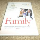MEMORY LANE FAMILY CONNECT & REFLECT ACTIVITIES FOR MEMORY LOSS DVD (BRAND NEW)