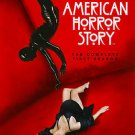 American Horror Story FIRST SEASON (DVD, 2012, 3-Disc Set)