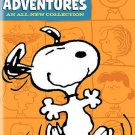Happiness Is... Peanuts: Snoopy's Adventures (DVD, 2011) BRAND NEW