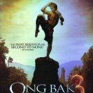 Ong Bak 3 (DVD, 2011, 2-Disc Set, Collector's Edition) NO DIGITAL TONY JAA