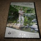 QI GONG FOR UPPER BACK AND NECK PAIN LEE HOLDEN DVD BRAND NEW