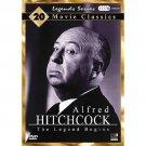 Alfred Hitchcock - The Legend Begins (DVD, 2007, 4-Disc Set BRAND NEW
