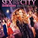 Sex and the City Movie (DVD 2008 2-Disc Set, Widescreen Special Edition) NEW