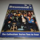 DESMOND'S THE COLLECTION SERIES TWO TO FOUR DVD 6 DISC SET