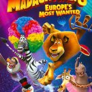 Madagascar 3: Europe's Most Wanted (DVD, 2012) BRAND NEW