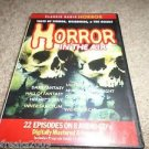 HORROR IN THE AIR CLASSIC RADIO HORROR 22 EPISODES ON 8 CD'S BRAND NEW