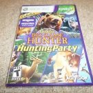 Cabela's Big Game Hunter: Hunting Party  (Xbox 360, 2011) COMPLETE GAME ONLY