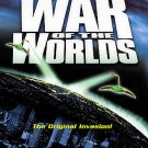 The War of the Worlds (DVD, 2005, Collector's Edition) GENE BARRY BRAND NEW