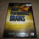 HIGH PERFORMANCE BRAINS 6-DISC VIDEO SERIES DVD DANIEL G.AMEN M.D. BRAND NEW
