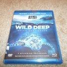 Wild Deep (Blu-ray/DVD, 2013, 2-Disc Set) MISSING DVD