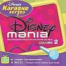 Disney's Karaoke Series: Disneymania, Vol. 2 by Disney (CD, Apr-2006, Walt...