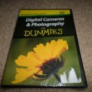 DIGITAL CAMERAS & PHOTOGRAPHY FOR DUMMIES DVD BRAND NEW