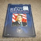 Ronald Reagan: The Life and Legacy (DVD, 2014, 2-Disc Set) BRAND NEW W/SLIP