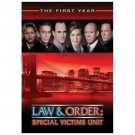 Law & Order: Special Victims Unit - The First Year (DVD, 2003, 6-Disc Set)