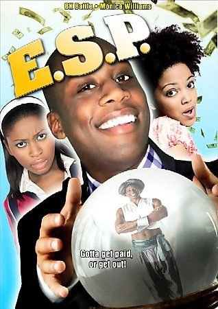 E.S.P. (DVD, 2007) BK BATTLE,MONICA WILLIAMS (BRAND NEW)