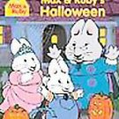 NICK JR. Max & Ruby - Max and Ruby's Halloween (DVD, 2005)