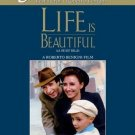 Life Is Beautiful (DVD, 1999, Collector's Edition) ROBERT BENIGNI