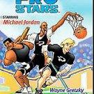 Pro Stars - Slamdunking with the Airman MICHAEL JORDAN (DVD, 2007) BRAND NEW