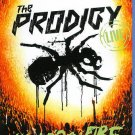 The Prodigy: World's On Fire (Blu-ray Disc, 2011, 2-Disc Set, Blu-ray/CD)